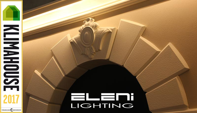 Eleni Lighting a KlimaHouse Bolzano