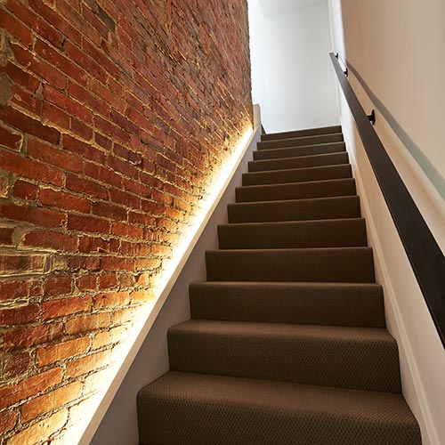 EL501 walkway step-lighting for stairs