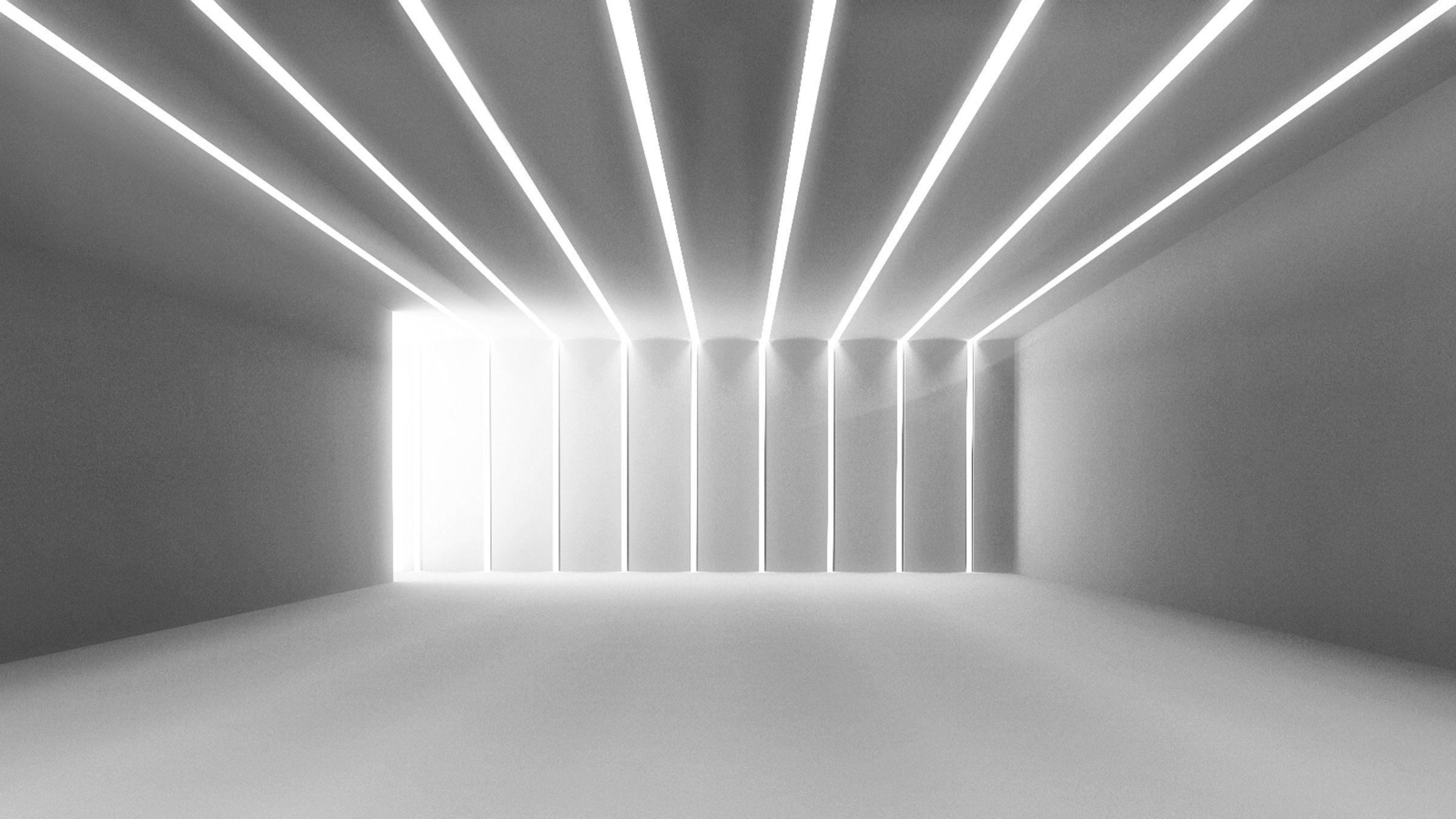 Velette per illuminazione indiretta LED e taglio di luce diffusa