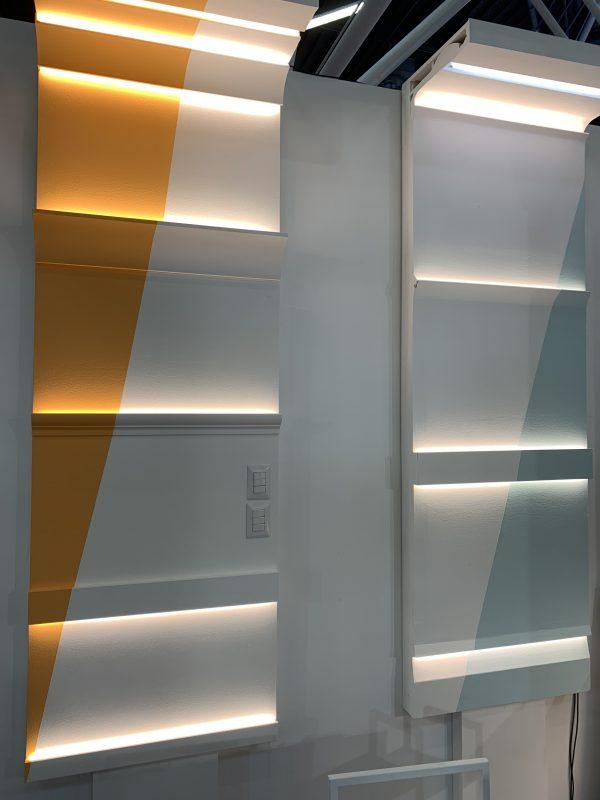 Eleni Lighting stand SAIE 2018