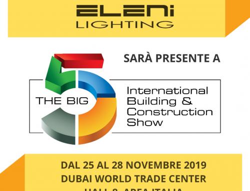 Eleni Lighting a The Big 5 Dubai 2019
