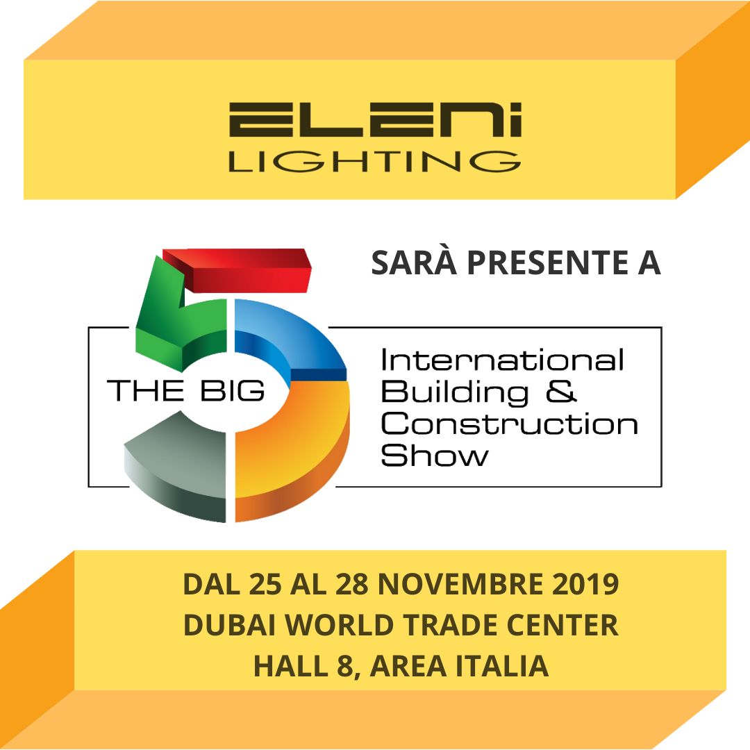 Eleni Lighting a The Big 5 Dubai 2019